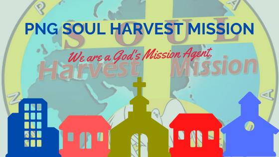 papua new guinea soul harvest mission